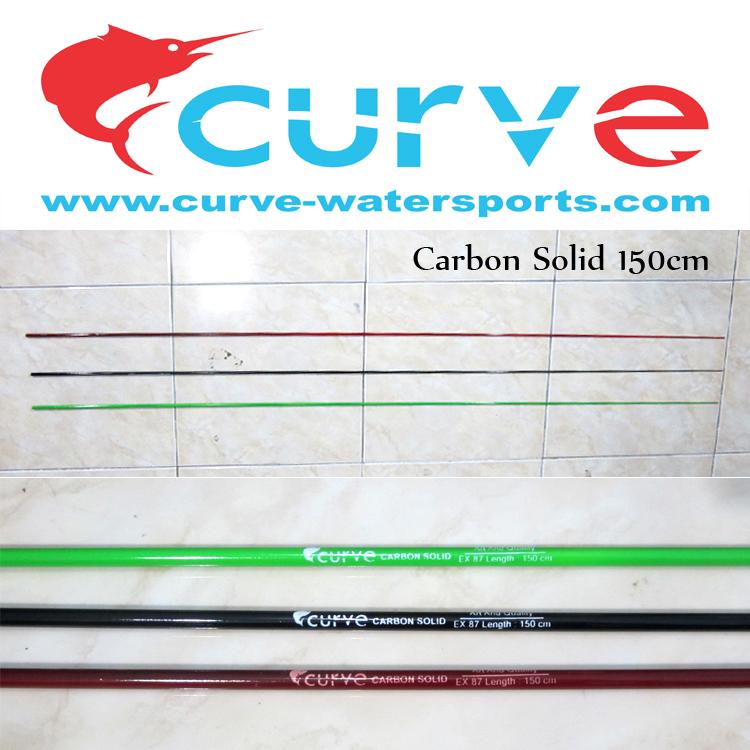 Ujung tegek Carbon 150
