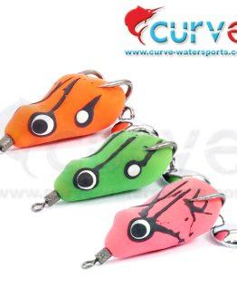Soft Frog Curve Gamabunta