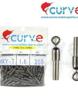 Kili Kili Curve HXY-T Isi 200pcs