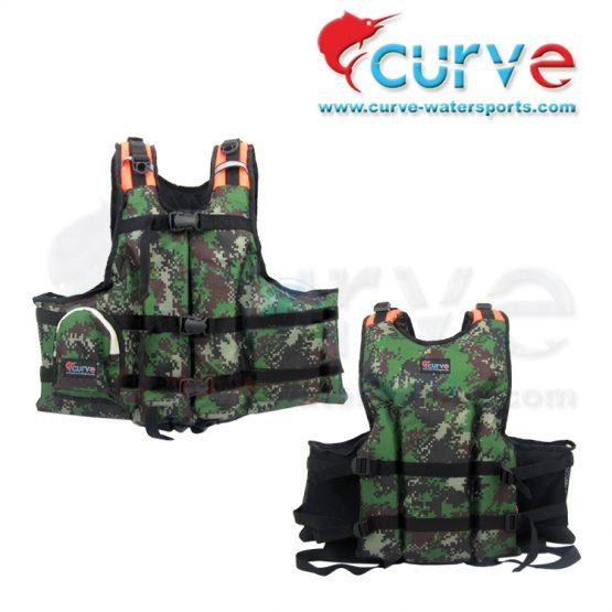 Life Jacket Curve Pelampung Badan Doreng