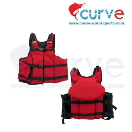 Life Jacket Curve Pelampung Badan Kantong Sandar
