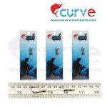 Rangkaian Pancing Bawal Curve
